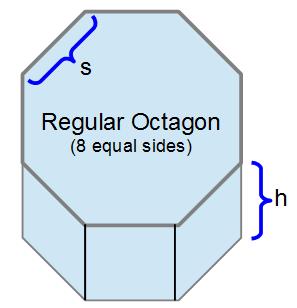 Octagon Volume